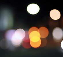Colourful Patch of Bokeh by Kevin Leung