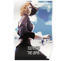 Elizabeth The Lamb Poster
