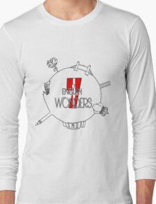7 Wonders of England Long Sleeve T-Shirt