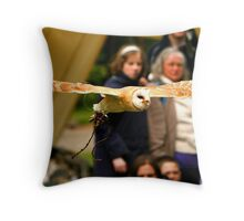 Fly By Wire Throw Pillow
