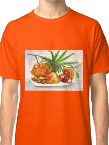 Tropical Fruit Classic T-Shirt