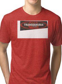 transdanubia acab 1312 Tri-blend T-Shirt
