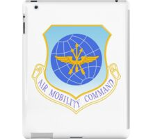 Air Mobility Command (AMC) Crest iPad Case/Skin