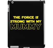 Mummy Force iPad Case/Skin