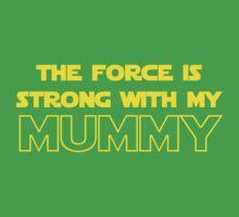 Mummy Force One Piece - Short Sleeve