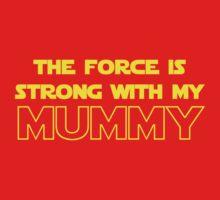 Mummy Force One Piece - Long Sleeve