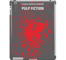 No067 My Pulp Fiction minimal movie poster iPad Case/Skin