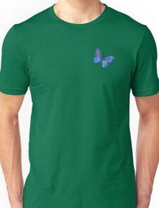 Blue Butterfly. Unisex T-Shirt