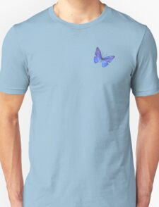 Blue Butterfly. T-Shirt