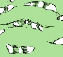 The Cedar Sticker