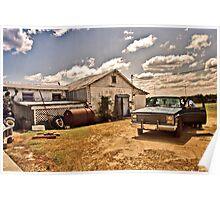 Rural Life Poster