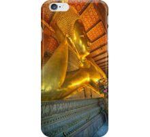 Reclining Buddha  iPhone Case/Skin