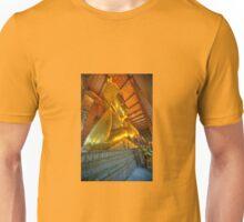 Reclining Buddha  Unisex T-Shirt