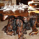 A Most Unusual Table by judygal