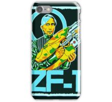 Zorg and the ZF-1 iPhone Case/Skin