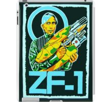 Zorg and the ZF-1 iPad Case/Skin