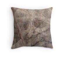 Echo 4 - Visual composite Throw Pillow