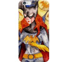Gotham Babe : B iPhone Case/Skin