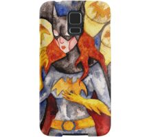 Gotham Babe : B Samsung Galaxy Case/Skin