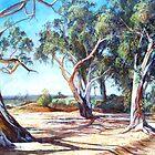 'Silverton Creek' by Lynda Robinson