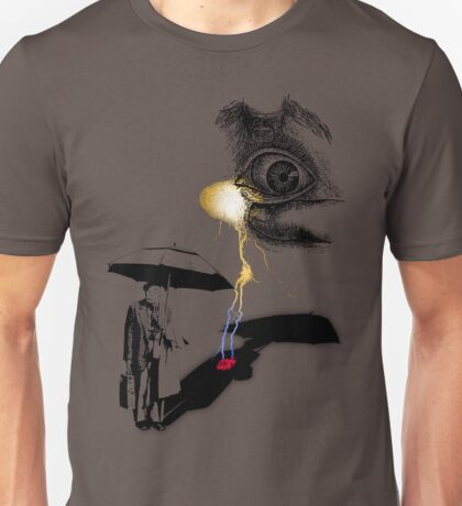 It was a dark and stormy night … T-Shirt