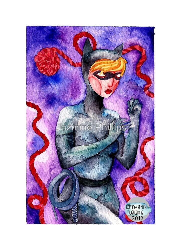 Gotham Babe : C by Jazmine Phillips