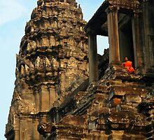 Angkor Wat by Tony Allen