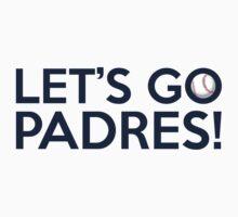 Let's Go Padres! by Florian Rodarte