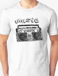 Dgz Music T-Shirt
