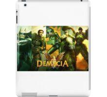 ¡For Demacia! iPad Case/Skin