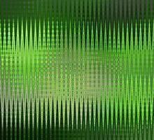 Green Copper Zag by jojobob