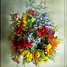 Mom's Bouquet by Bine