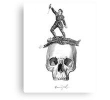 Kane Metal Print