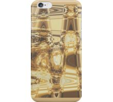 Brown Waves iPhone Case/Skin