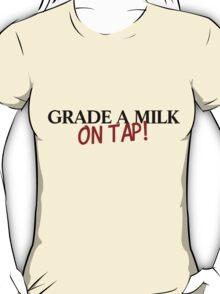 Breastfeeding humor T-Shirt