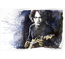 Jazz Rock John Mayer 03 Poster