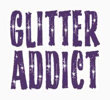 Glitter addict Kids Clothes