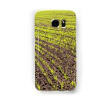 Young Crop Samsung Galaxy Case/Skin