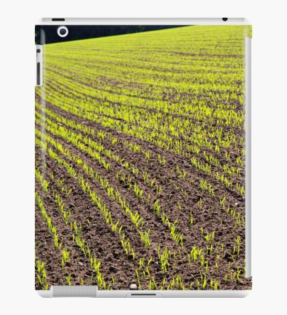 Young Crop iPad Case/Skin
