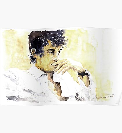 Jazz Rock John Mayer 04 Poster