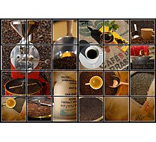 coffee impressions Photographic Print