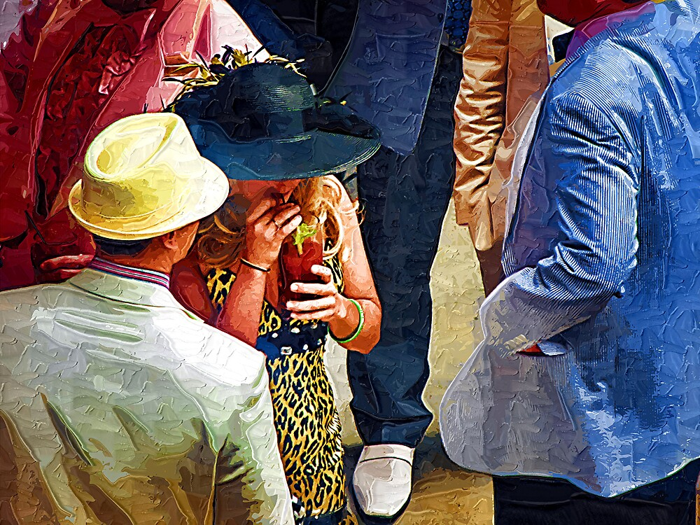 Derby Bloody Mary by Richard Dooley