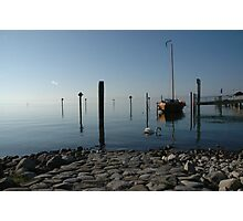 lake of constance early morning Photographic Print