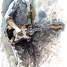 Jazz Rock John Mayer 05 by Yuriy Shevchuk
