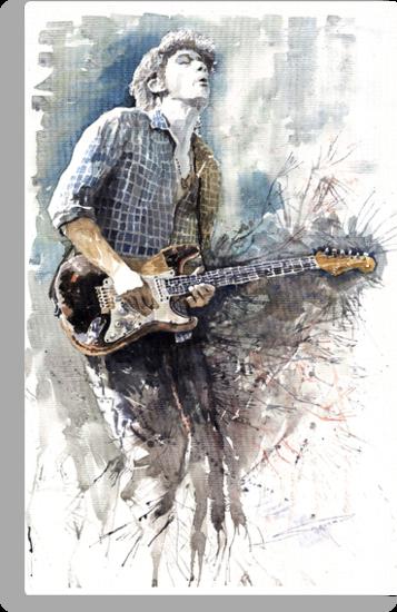 Jazz Rock John Mayer 05 by Yuriy Shevchuk
