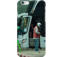 Its not the Stig, Its the Stig's Thai cousin  iPhone Case/Skin