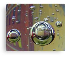 Bubble Lofts Canvas Print
