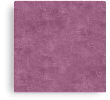 Grape Nectar Oil Pastel Color Accent Canvas Print