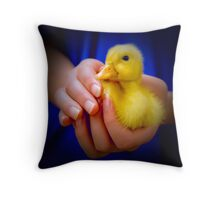 *Quack!* Throw Pillow