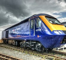 HST record breaker  by Rob Hawkins